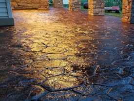 Concrete Sealing Photo Gallery